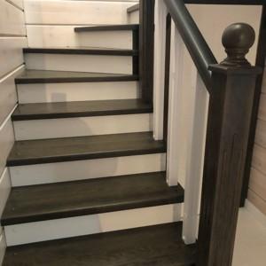 Лестница под ключ - д. Подушкино